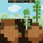 Craft King, Craft King : Un Minecraft-like en 2D sur Android