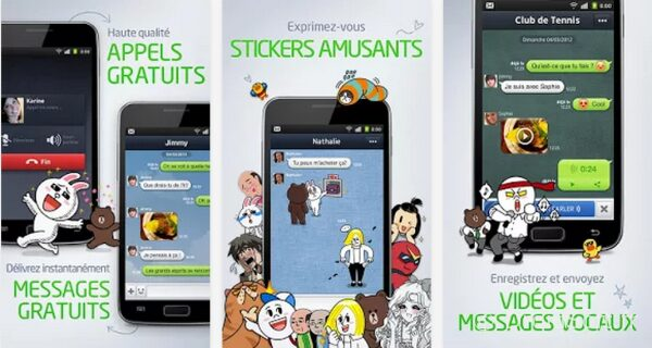 line apk android