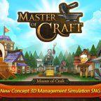 Master of Craft, Master of Craft : un jeu de gestion et d'artisanat sur Android