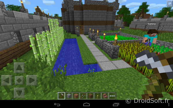 minecraft android 0.9