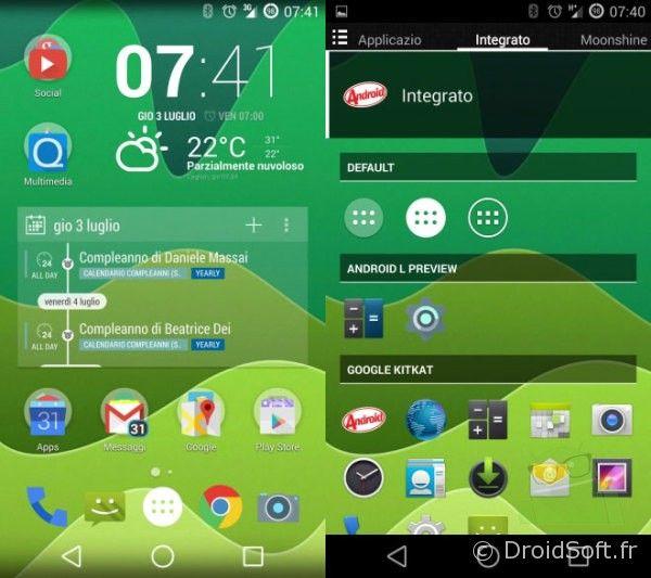 nova-launcher-android L 5.0