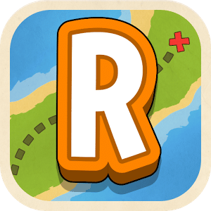 logo  Ruzzle Adventure