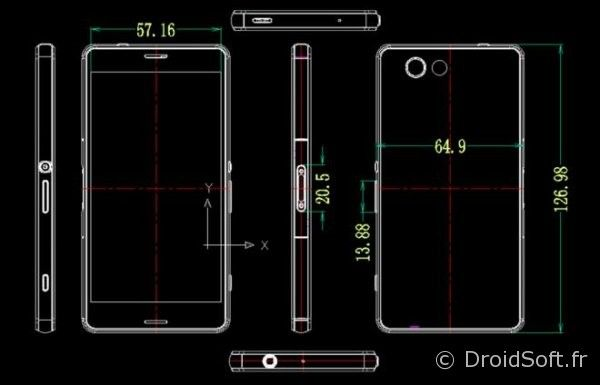 Xperia-Z3-Compact dimensions 1