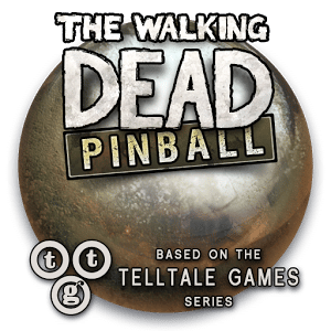 logo  The Walking Dead Pinball