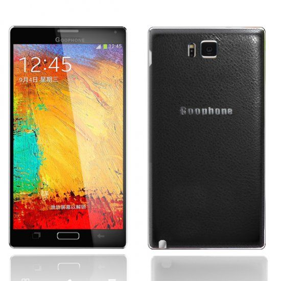 galaxy note 4 goophone n4 prix pas cher
