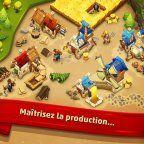 Shadow Kings, Shadow Kings : Un jeu de gestion par les créateurs de Four Kingdoms sur Android