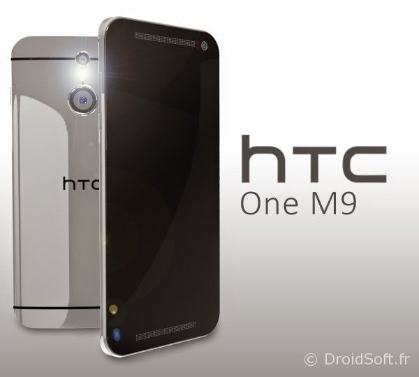 HTC one M9 concept 2
