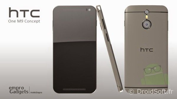 HTC one M9 concept 4