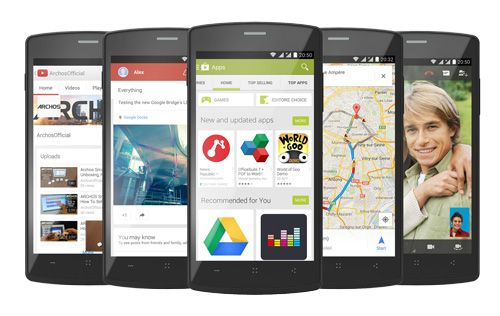 archos b android