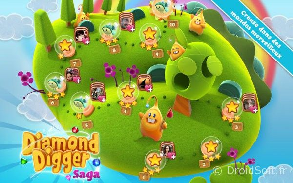 diamond saga 3