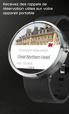 hotel android wear