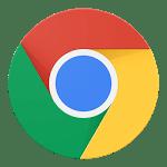 logo  Chrome Browser - Google