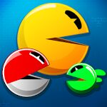logo  PAC-MAN Friends