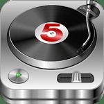 logo  DJ Studio 5 - Free music mixer
