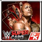 logo  WWE SuperCard