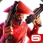 Logotipo de Blitz Brigade: diversión FPS en línea