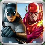 logo  Batman & The Flash: Hero Run
