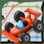 logo  Paper Racing