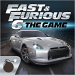 logo  Fast & Furious 6: The Game