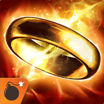 logo  The Hobbit: Kingdoms