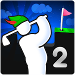 logo  Super Stickman Golf 2