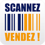 logo  PriceMinister, Scannez Vendez