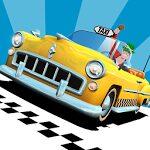 logo  Crazy Taxi™ City Rush