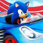 logo  Sonic Racing Transformed