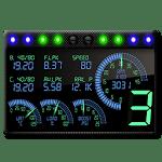 logo  RacingMeter for Torque Pro