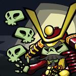 logo  Skulls of the Shogun