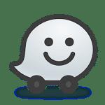 logo  Waze Social GPS Maps & Traffic