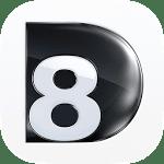 logo  D8