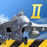 logo  F18 Carrier Landing II
