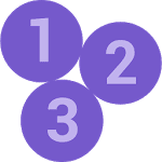 logo  123 Memory: The Numbers Game