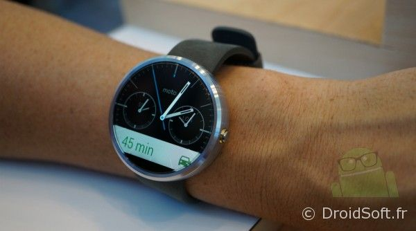 moto 360 test android wear