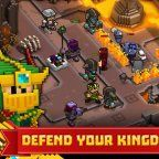 Qube Kingdom, Qube Kingdom : Un Tower Defense par Mobage sur Android