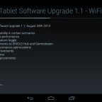 shield tablet 1.1 update