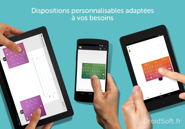 tops claviers android