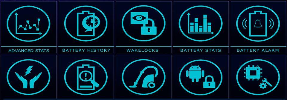 battery utility, Battery Utility, pour améliorer l'autonomie et les perf'