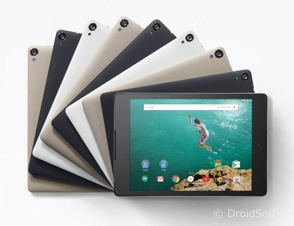 Nexus 9 android 5.0