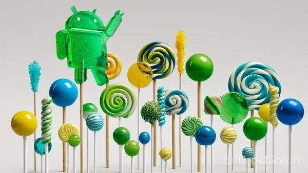 androdi lollipop