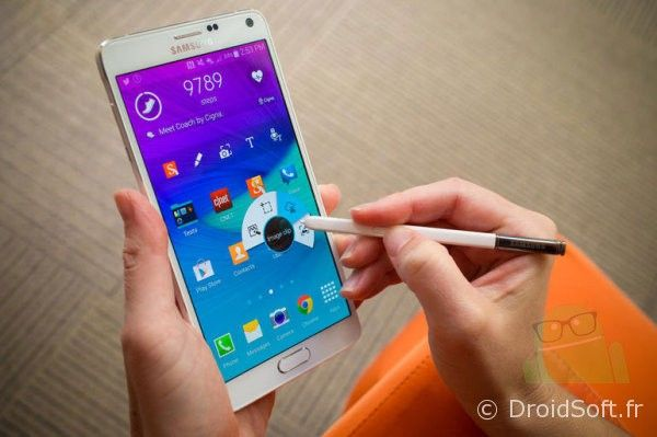 galaxy note 4 test