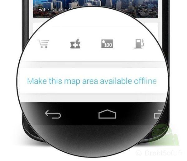 google maps hors connexion tuto pour les nuls