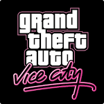 logo  Grand Theft Auto: Vice City