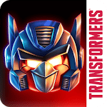 logo  Angry Birds Transformers