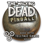 logo  The Walking Dead Pinball
