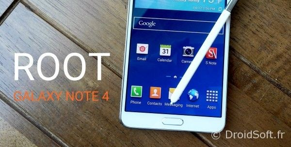 root galaxy note 4