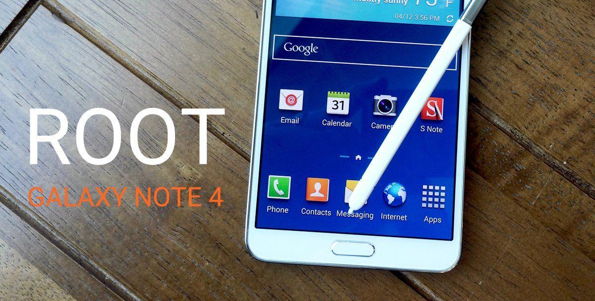 Root Galaxy Note 4 : le tutoriel facile sur PC avec Odin – DroidSoft