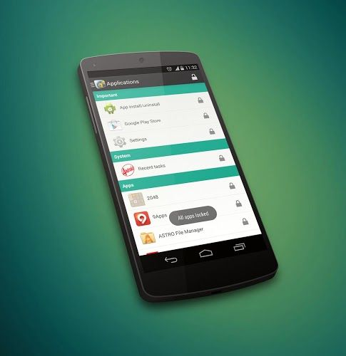 smart app locker apk
