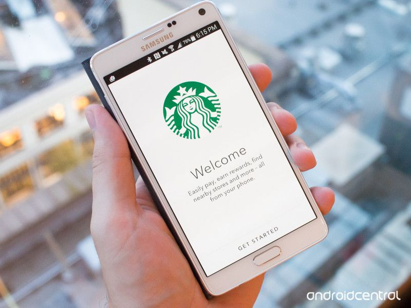 starbuck android